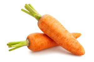Karotte als Saftzutat