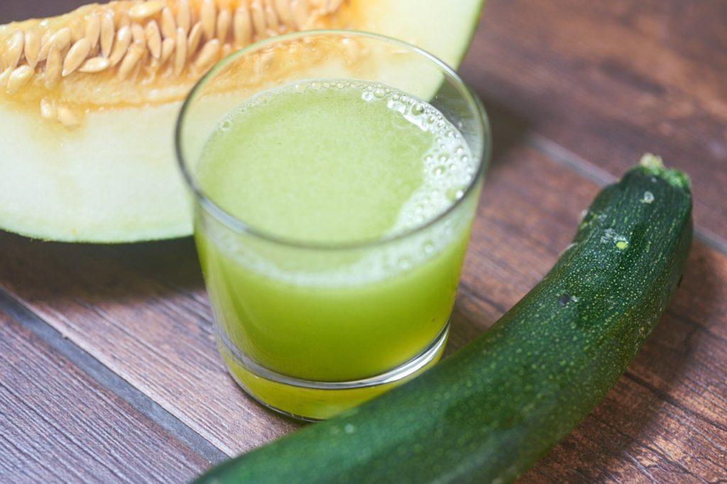Zucchini Melone